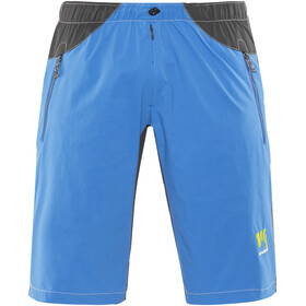 Karpos Rock Shorts Men grey/blue